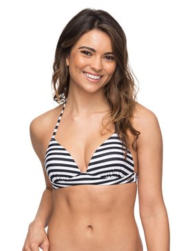 ROXY Essentials - Moulded Tri Bikini Top  ERJX303651