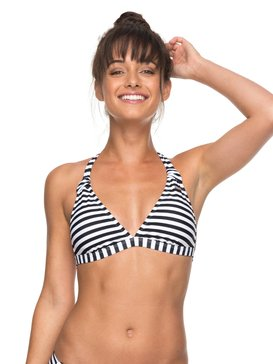 ROXY Essentials - Halter Bikini Top  ERJX303653