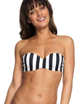 Beach Basic - Underwired Bandeau Bikini Top  ERJX303759