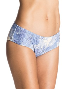 HAWAIIAN DENIM SHORTY Purple ERJX403054