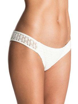 Dotted Crochet Scooter - Bikini Bottoms  ERJX403195