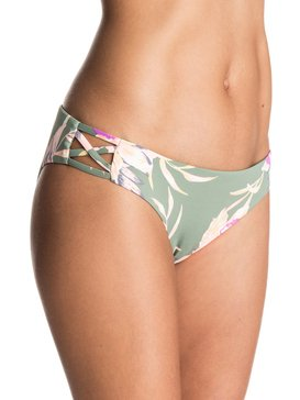 Castaway Floral 70s - Bikini Bottoms  ERJX403233
