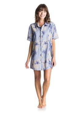 Hawaiian Denim - Beach Shirt  ERJX603014