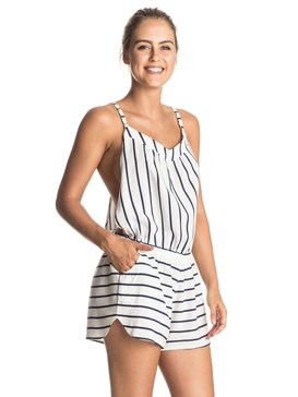 Keep Cool - Strappy Romper  ERJX603037