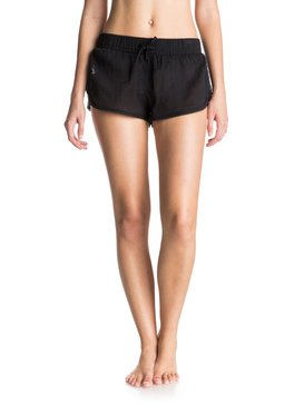 SOFT CROCHET SHORT 2 Black ERJX603044