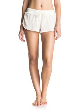 SOFT CROCHET SHORT 2 White ERJX603044