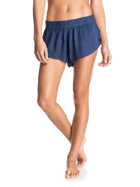 WINDY FLY AWAY SOLID SHORT Azul ERJX603053