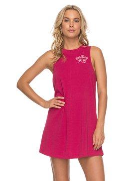 ROXY Shiny - Sleeveless T-Shirt Dress  ERJX603108