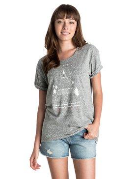 Boyfriend - Crew-Neck T-Shirt  ERJZT03255