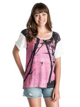 Boyfriend - Crew-Neck T-Shirt  ERJZT03256
