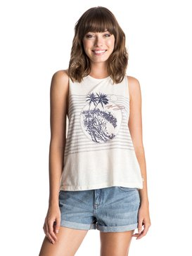 Retro Beach - Muscle Vest  ERJZT03378