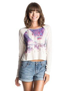 Shipster Bluff Glich Palms - Long Sleeve T-Shirt  ERJZT03393