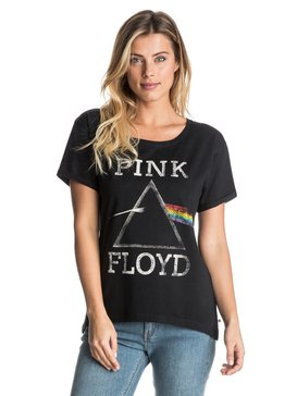 ROXY Band Collab Pink Floyd - T-Shirt  ERJZT03740