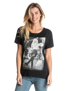 ROXY X Universal Blondie On Stage - T-Shirt  ERJZT03750