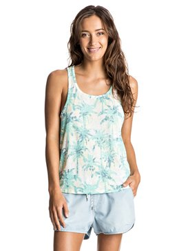 Mex Washed Palm - Vest Top  ERJZT03834