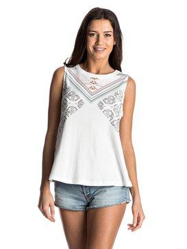 Aztec Rider Tex Mex - Sleeveless T-Shirt  ERJZT03856