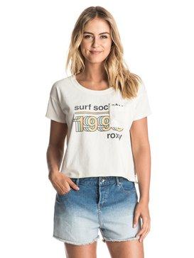 Baby Tacos Surf Society - Cropped T-Shirt  ERJZT03859