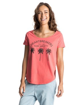 Tulip Side Washed Third Palm - T-Shirt  ERJZT03870