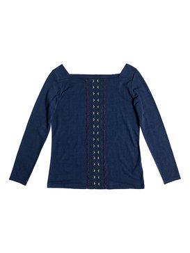 Caboes Ikat Geo - Long Sleeve T-Shirt  ERJZT04039