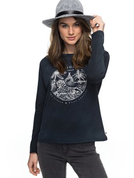 Palmy Cactus - Long Sleeve T-Shirt  ERJZT04053