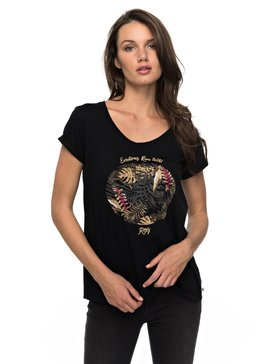 Mimi Jungle Jungly Flower - T-Shirt  ERJZT04062