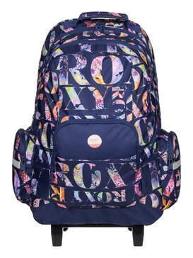 Free Spirit - Wheeled School Backpack  ERLBP03017