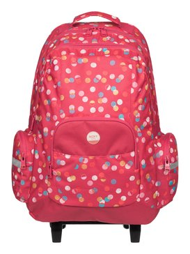 Free Spirit - Wheeled School Backpack  ERLBP03017