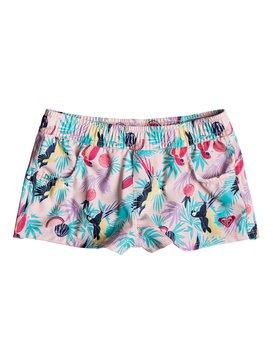 Vintage Tropical - Board Shorts  ERLBS03026