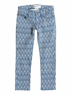 Care & Free - Slim Fit Printed Trousers  ERLDP03010