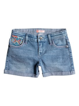 Ribbit Ears - Denim Shorts  ERLDS03018