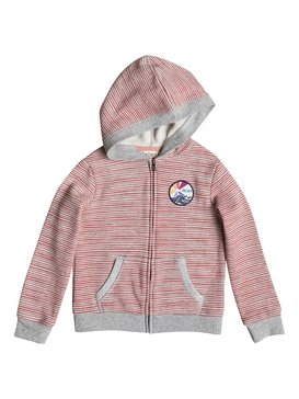 In The Sky Printed - Zip-Up Hoodie  ERLFT03063
