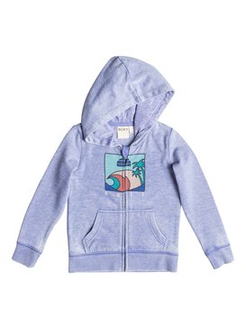 Break It Down California Girl - Zip-Up Hoodie  ERLFT03076