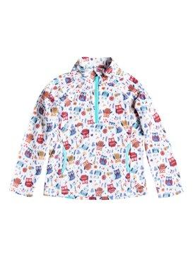 Cascade - Half-Zip Fleece Pullover  ERLFT03082