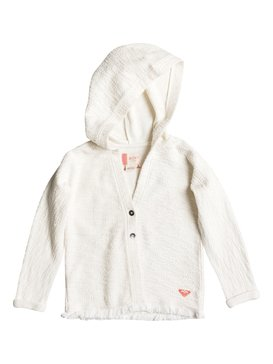 Girlish Laugh - Button-Up Hoodie  ERLFT03097
