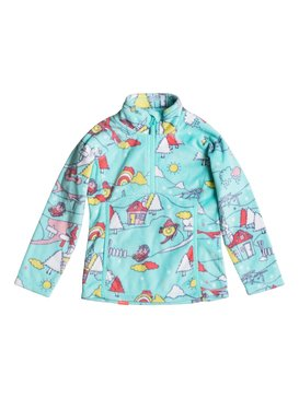Cascade Little Miss - Half-Zip Polar Fleece  ERLFT03108