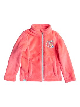 Igloo - Zip-Up Faux Fur Fleece  ERLFT03109