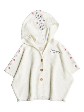 Moonlight Waves - Hooded Poncho Jacket  ERLFT03129