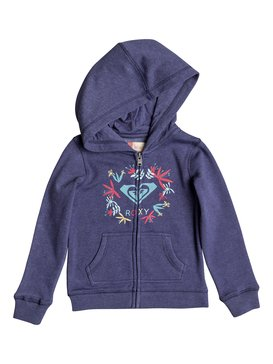 Autumn Wind Flower Logo - Zip-Up Hoodie  ERLFT03139