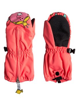 Snow's Up Little Miss - Snowboard/Ski Mittens  ERLHN03004