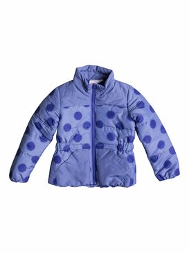 Snow Swirler - Printed Short Jacket  ERLJK03006