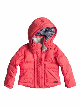 Baggy Times - Fitted Fake-Down Jacket  ERLJK03007