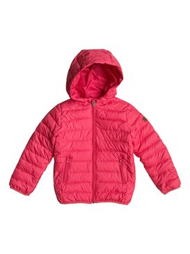 Silver Ship - Water Repellent Puffer Jacket  ERLJK03018