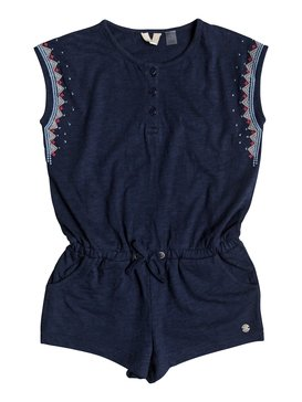 Define The Future - Sleeveless Romper  ERLKD03040