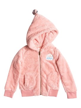 Hanging High - Plush Fleece Jacket  ERLPF03008
