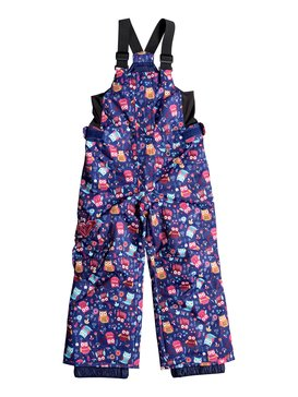 Lola Printed - Bib Snow Pants  ERLTP03003