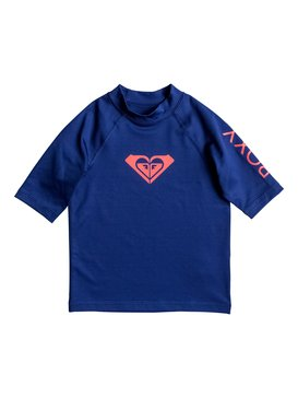 Whole Hearted - Short Sleeve Rash Vest  ERLWR03005