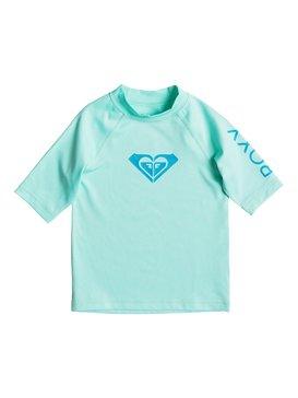 Whole Hearted - Short Sleeve UPF 50 Rash Vest  ERLWR03005