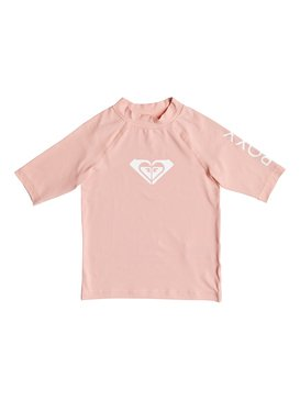 Whole Hearted - Short Sleeve UPF 50 Rash Vest  ERLWR03005
