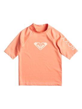 Whole Hearted - Short Sleeve Rash Vest  ERLWR03005