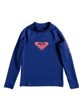 Whole Hearted - Long Sleeve UPF 50 Rash Vest  ERLWR03006